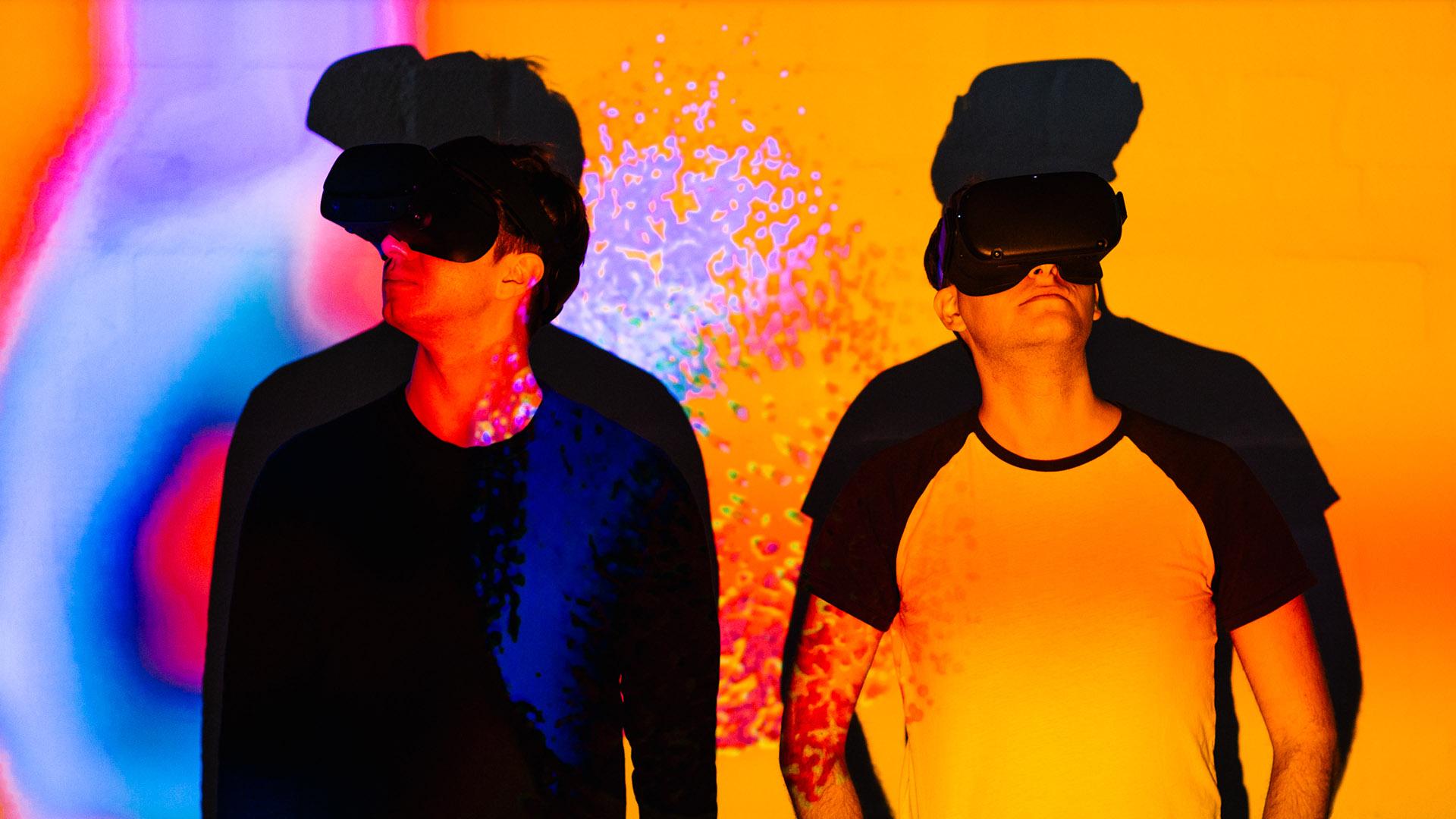 Shelly Alon und Nikolai Reinke von Studio Monstrum